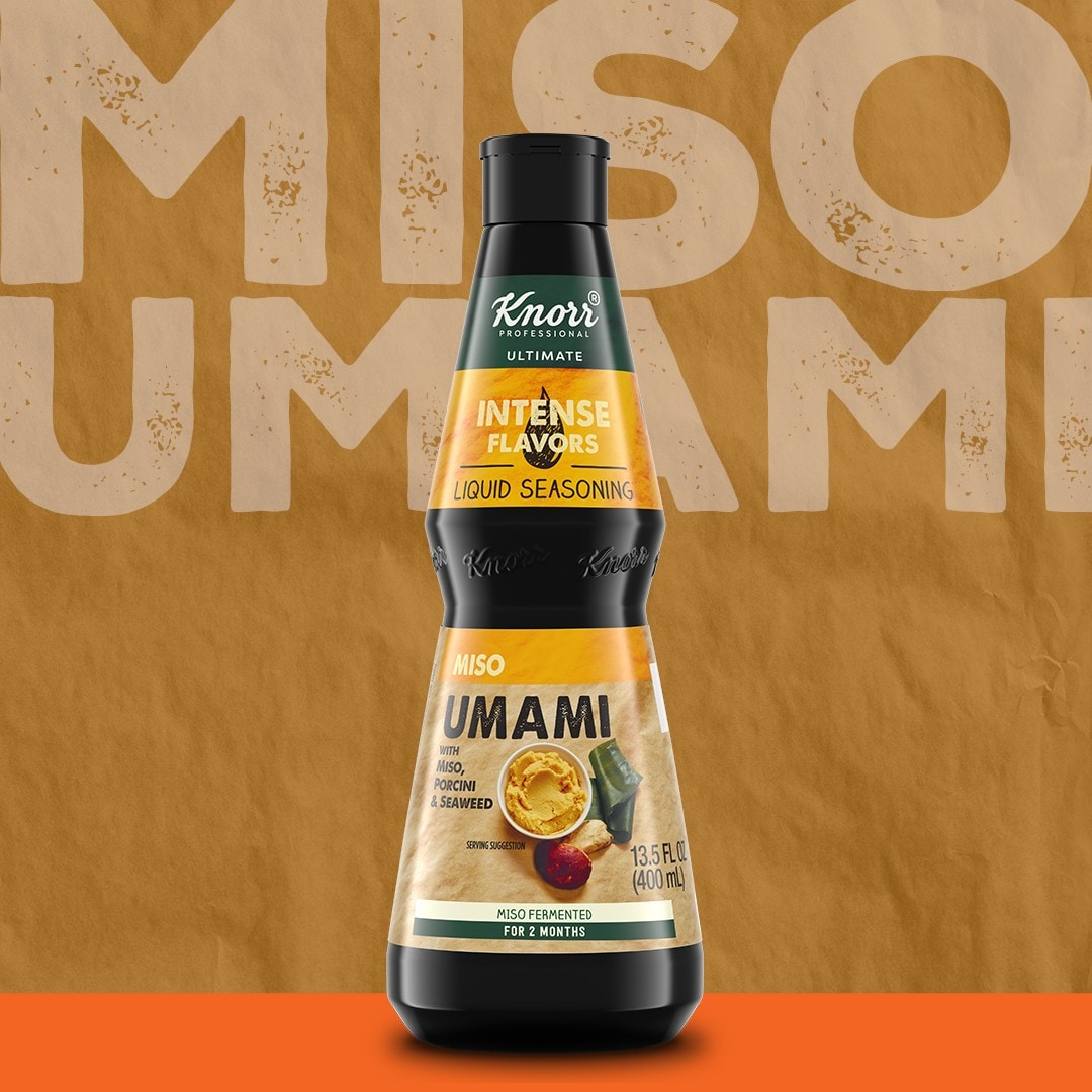Recommended Product: Knorr® Intense Flavors Miso Umami
