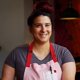 Chef Christine Rivera