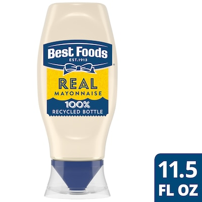 Best Foods® Real Mayonnaise Squeeze Bottle 12 x 11.5 oz