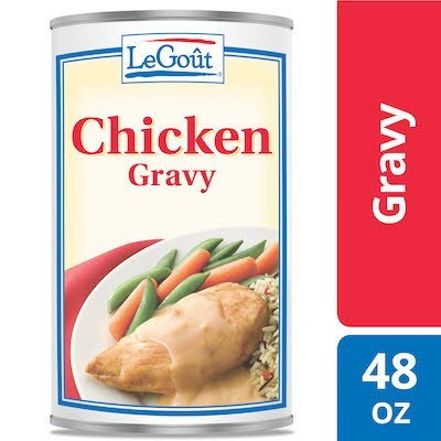 LeGout® Chicken Gravy Mix 12 x 48 oz -