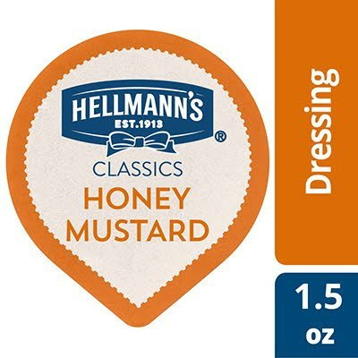 Hellmann's® Classics Honey Mustard Dressing 108 x 1.5 oz -