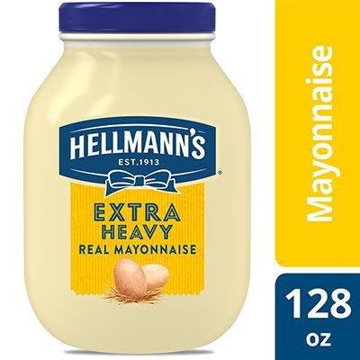 Hellmann's® Extra Heavy Mayonnaise 84 x 1 gal -