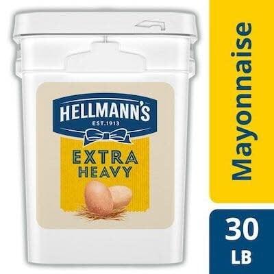 Hellmann's® Extra Heavy Mayonnaise Pail 1 x 4 gal -