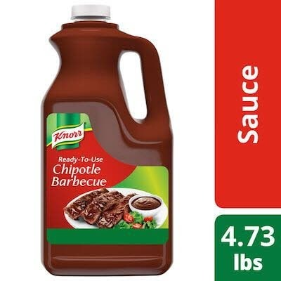 Knorr® Professional Chipotle Barbecue Sauce 4 x 0.5 gal -