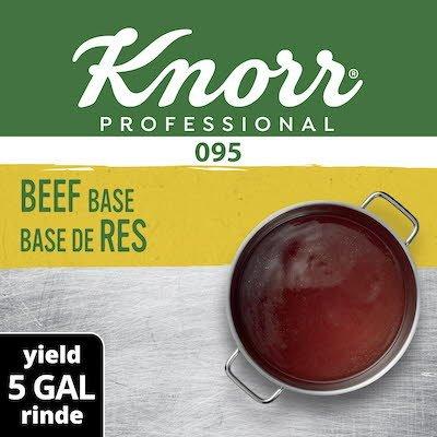 Knorr® Professional 095 Base Au Jus 12 x 1 lb -