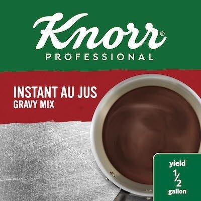 Knorr® Professional Au Jus Gravy Mix 12 x 3.7 oz -