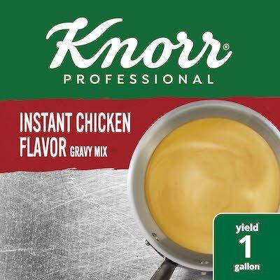 Knorr® Professional Chicken Gravy Mix 6 x 1 lb -