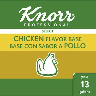 Knorr® Professional Select Chicken Base Mix 6 x 1.99 lb -
