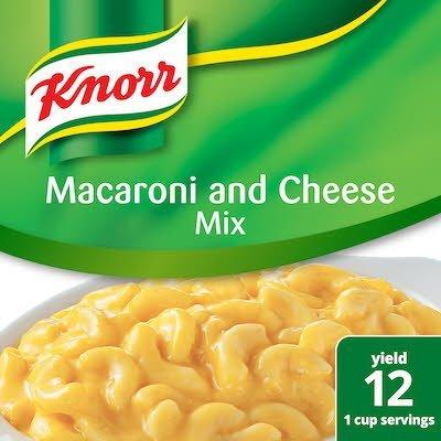 Knorr® Professional Soup du Jour Mix Macaroni & Cheese 4 x 28.8 oz -