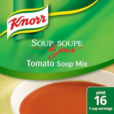Knorr® Professional Soup du Jour Mix Tomato Soup 4 x 13.6 oz -