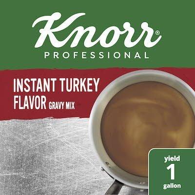 Knorr® Professional Turkey Gravy Mix 6 x 1 lb -
