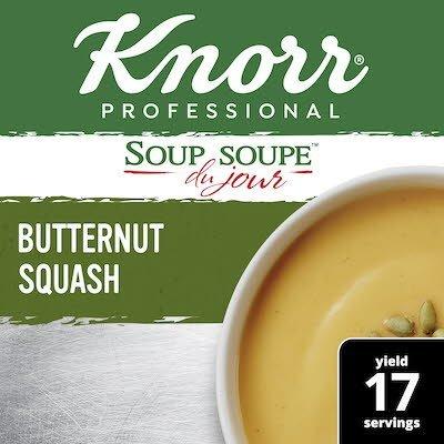 Knorr® Soup Du Jour Butternut Squash 4 x 15.5 oz -