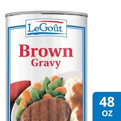 LeGout® Brown Gravy Mix 12 x 48 oz -