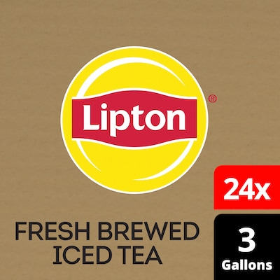 Lipton® Iced Tea Black 24 x 3 gal -