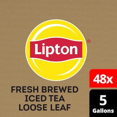 Lipton® Iced Tea Black 48 x 5 gal