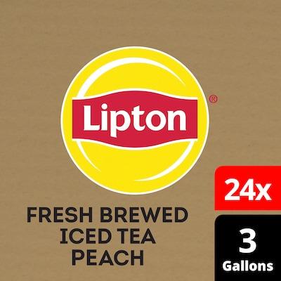 Lipton® Iced Tea Peach 24 x 3 gal -