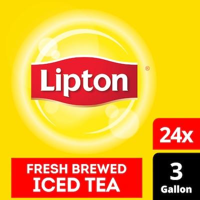 Lipton® Iced Tea Unsweetened Black 24 x 3 gal -