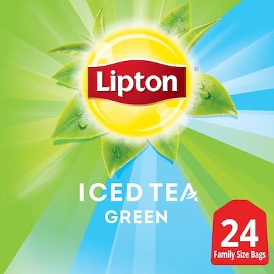 Lipton® Iced Tea Green 2 x 24 bags -