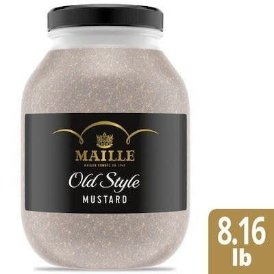 Maille Old Style Mustard 4 x 1.86 lb -