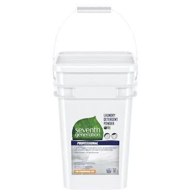 Seventh Generation Professional Laundry Detergent Powder 35 lb x 1 -