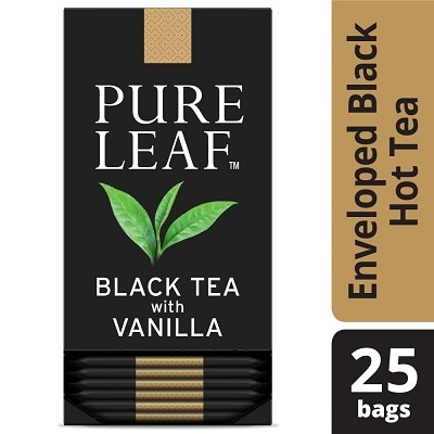 Pure Leaf® Hot Tea Black with Vanilla 6 x 25 bags - Pure Leaf® Hot Tea Black with Vanilla (6 x 25 bags) matches the careful craftsmanship of your menu.
