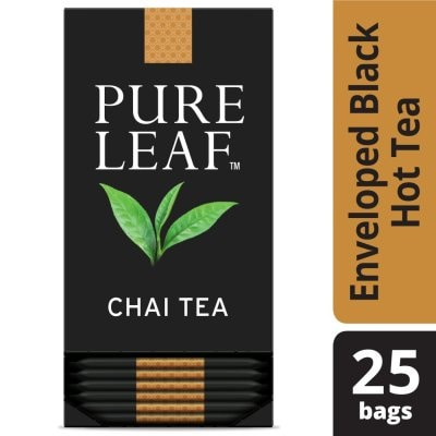 Pure Leaf® Hot Tea Chai 6 x 25 bags - Pure Leaf® Hot Tea Chai (6 x 25 bags) matches the careful craftsmanship of your menu.