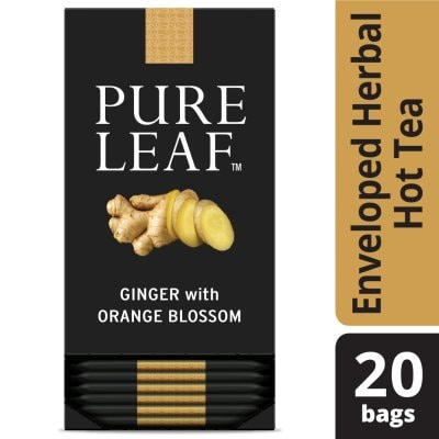 Pure Leaf® Hot Tea Ginger with Orange Blossom 6 x 20 bags - Pure Leaf® Hot Tea Ginger with Orange Blossom (6 x 20 bags) matches the careful craftsmanship of your menu.
