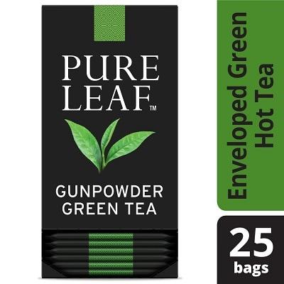Pure Leaf® Hot Tea Green Gunpowder 6 x 25 bags