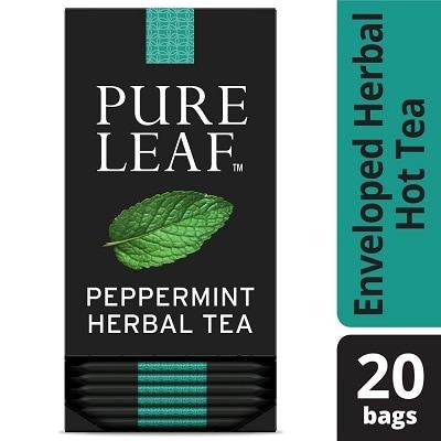 Pure Leaf® Hot Tea Peppermint 6 x 20 bags - Pure Leaf® Hot Tea Peppermint (6 x 20 bags) matches the careful craftsmanship of your menu.