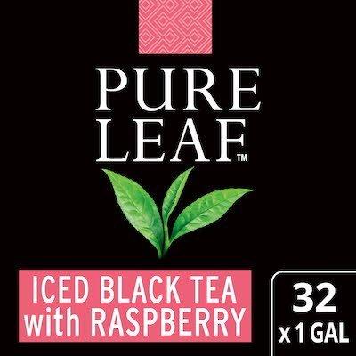 Pure Leaf® Iced Tea Black with Raspberry 32 x 1 gal -
