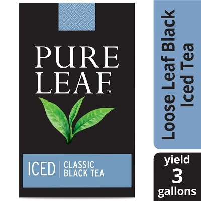 Pure Leaf® Loose Iced Tea Black 32 x 3 gal - Pure Leaf® Loose Iced Tea Black (32 x 3 gal) is made with the finest ingredients.