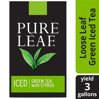 Pure Leaf® Loose Iced Tea Green with Citrus 24 x 3 gal - Pure Leaf® Loose Iced Tea Green with Citrus (24 x 3 gal) is made with the finest ingredients.