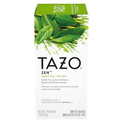 TAZO® Hot Tea Zen Green 6 x 24 bags