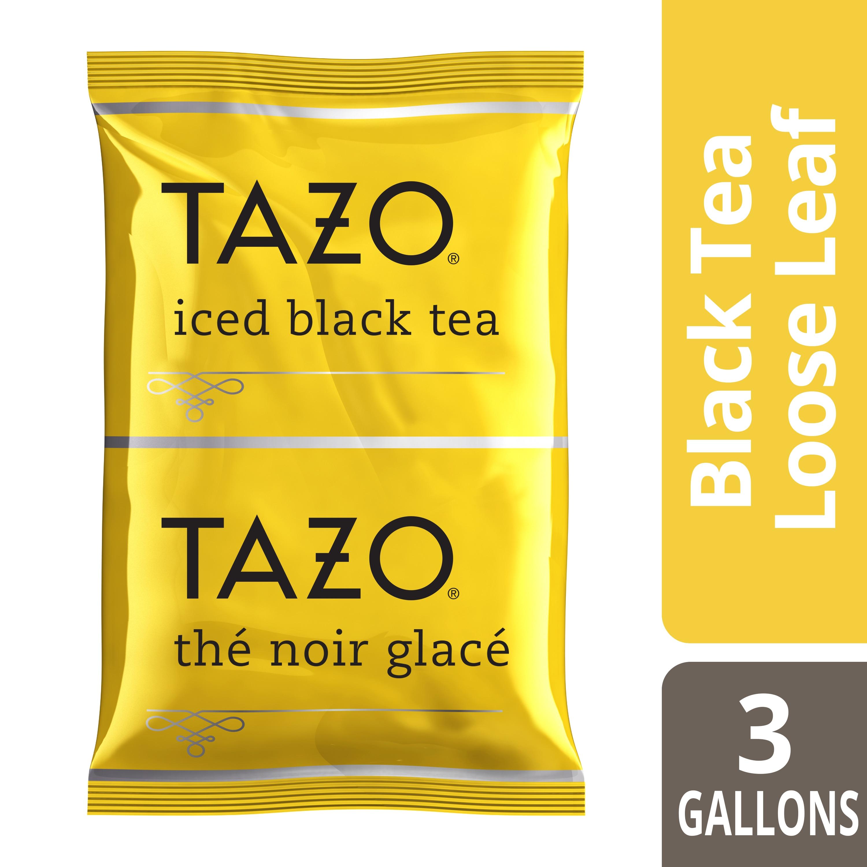 TAZO® Iced Tea Black 48 x 3 gal -