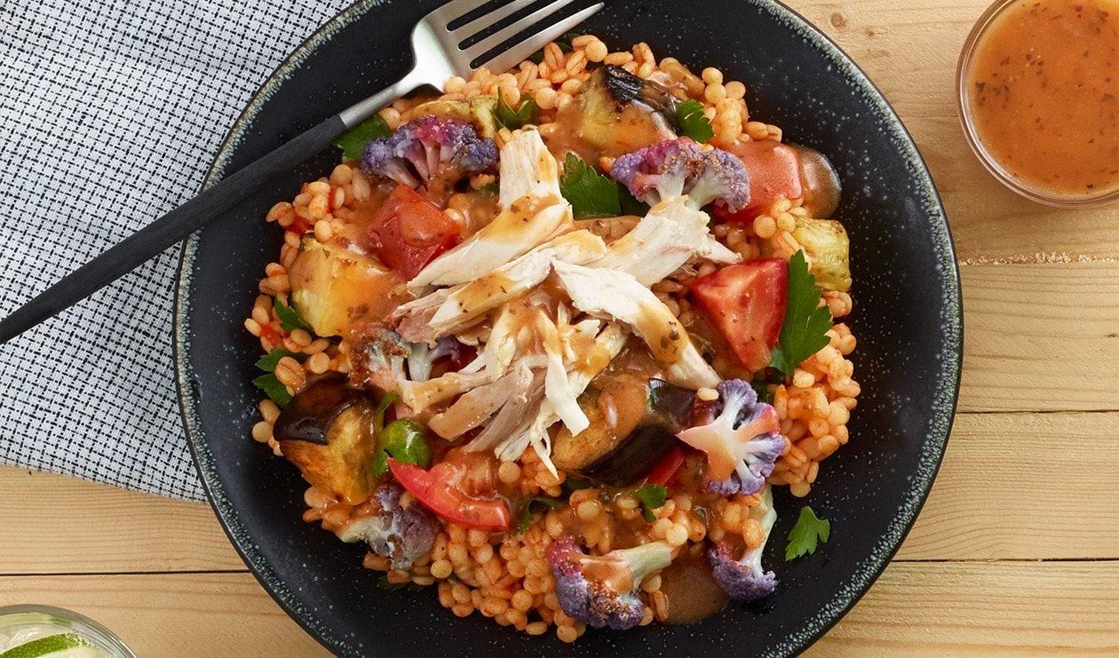 African Grain Salad