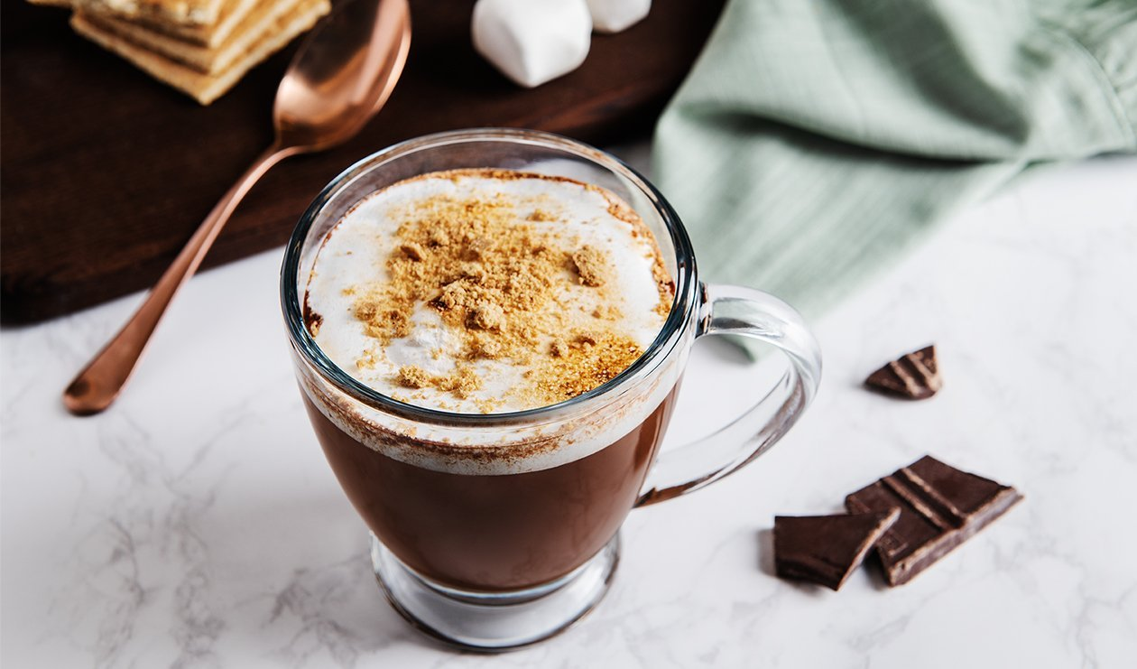 Sippable S'mores