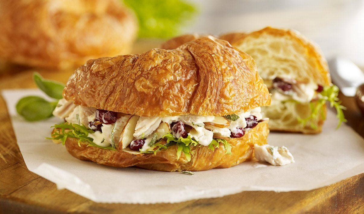 Champion Chicken Salad Croissant