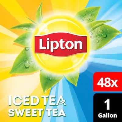 Lipton® Iced Tea Sweet 2 x 24 bags -