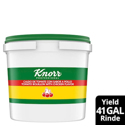 Knorr® Professional Base Caldo De Tomate 4 x 4.4 lb -