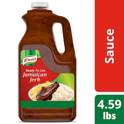 Knorr® Professional Jamaican Jerk Sauce 4 x 0.5 gal -