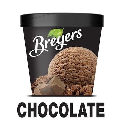 Breyers® Original Chocolate Ice Cream 8 x 16 oz -