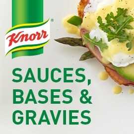 Knorr® Sauces, Bases & Gravies