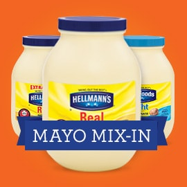 Mayo Mix-In Tool