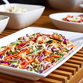 Spicy Southwestern Huddle-up Slaw